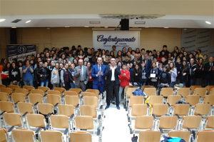 WEB cronisti in classe/tutti i premiati,foto di gruppo